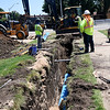 Water Pipe Relocation