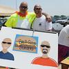 Bald Guy Burgers (Staff Photo by BONNIE VCULEK)