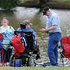 Fishing at Meadowlake (Staff Photo by BONNIE VCULEK)