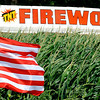 A fireworks stand sits on the edge of a corn field west of Garland. (Staff Photo by BILLY HEFTON)