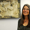 Linda Record, CFO for CDSA Community Solutions Non-profit Center (Staff Photo by BONNIE VCULEK)