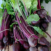 Beets await purchase at Enid Farmers Market Saturday, June 1, 2013. (Staff Photo by BONNIE VCULEK)