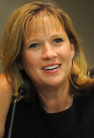 Niki Schrader, from Enid (Staff Photo by BONNIE VCULEK)