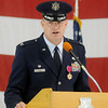 Col. Darren V. James (Staff Photo by BONNIE VCULEK)