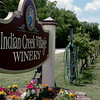 Indian Creek Winery west of Ringwood. (Staff Photo by BILLY HEFTON)