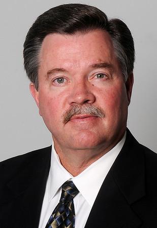 Dr. Darrell Floyd, new superintendent for Enid Public Schools (Staff Photo by BONNIE VCULEK)