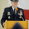 General Robin Rand, Commander, Air Education and Training Command, Joint Base San Antonio-Randolph, Texas (Staff Photo by BONNIE VCULEK)