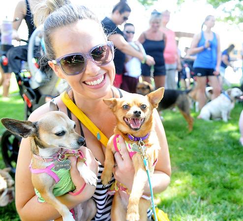 Dogfest 2015 (Staff Photo by BONNIE VCULEK)