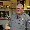 New Enid Police department lieutenant, Lt. Greg Gordon. (Staff Photo by BILLY HEFTON)