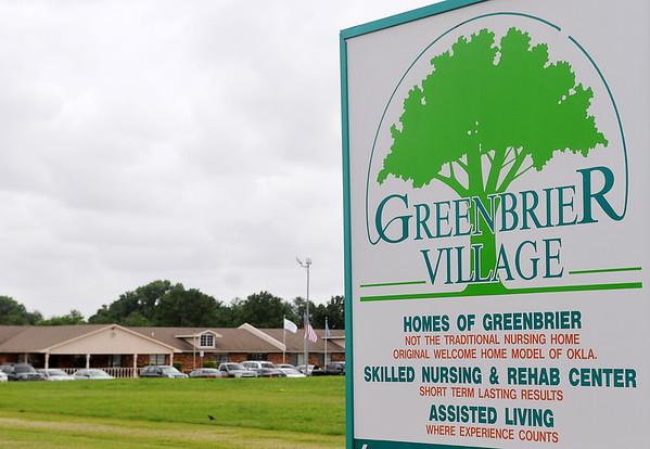Greenbrier Village won facility of the year. (Staff Photo by BONNIE VCULEK)