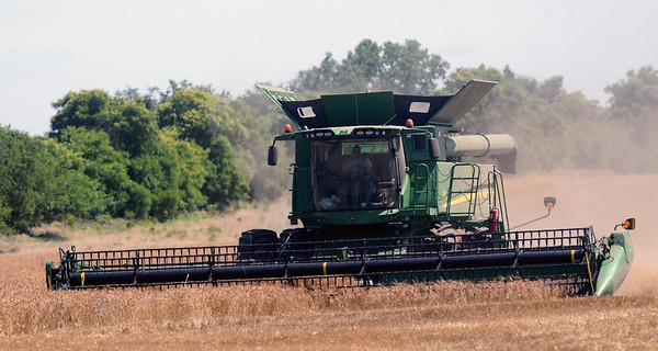 Harvest Continues