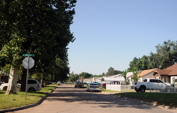 N. Central Manhunt