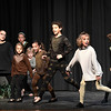 "Kids rehearse for the Gaslight Kids' Drama Camp production of the ""Lion King"" Tuesday June 20, 2017 at the Gaslight Theater. (Billy Hefton / Enid News & Eagle)"