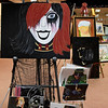 Art on display at the Enid Art Association Gallery inside Oakwood Mall Friday June 8, 2017. (Billy Hefton / Enid News & Eagle)