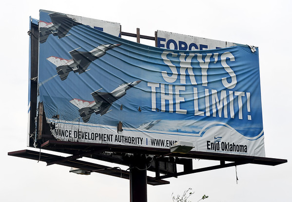 Neglected Billboard