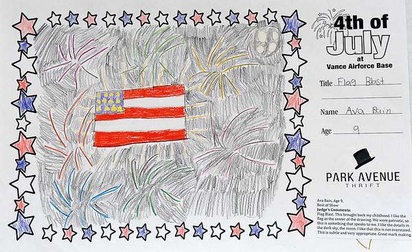 Vance Kids Art