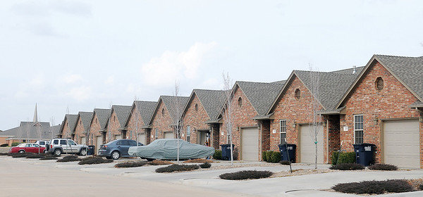 Housing availability is limited in Enid. (Staff Photo by BONNIE VCULEK)
