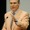 Oklahoma Attorney General Scott Pruitt addresses the Enid Noon AMBUCS during a luncheon at Northern Oklahoma College-Enid Gantz Center Friday, March 15, 2013. (Staff Photo by BONNIE VCULEK)