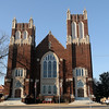 The First Presbyterian Church (Staff Photo by BONNIE VCULEK)