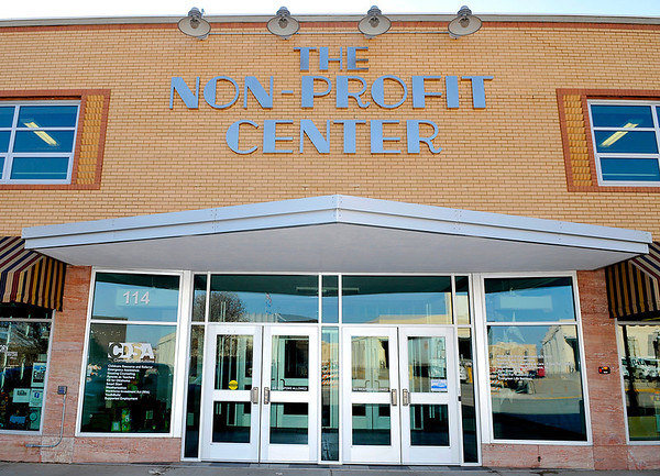 The Enid Non-profit Center will be hosting a an education session for area non-profits April 5. (Staff Photo by BILLY HEFTON)