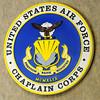 United States Air Force Chaplain Corps (Staff Photo by BONNIE VCULEK)