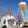 Vance Air Force Base Chapel (Staff Photo by BONNIE VCULEK)