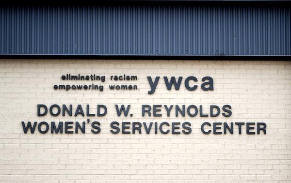 YWCA, the Donald W. Reynolds Women's Services Center (Staff Photo by BONNIE VCULEK)