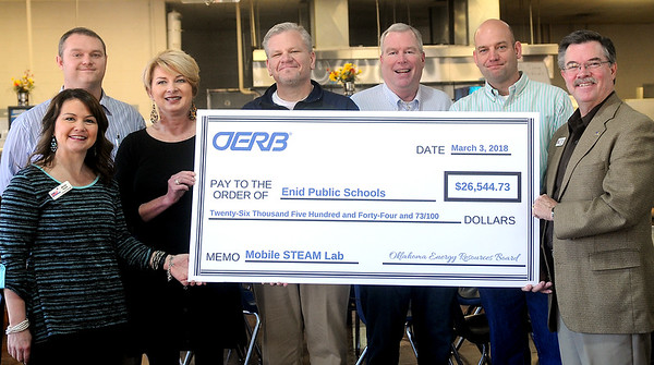 OERB EPS Receives Grant Funding