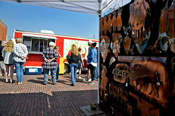 Red Brick Road Food Truck & Art Festival