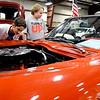 Boy Scouts Car Show