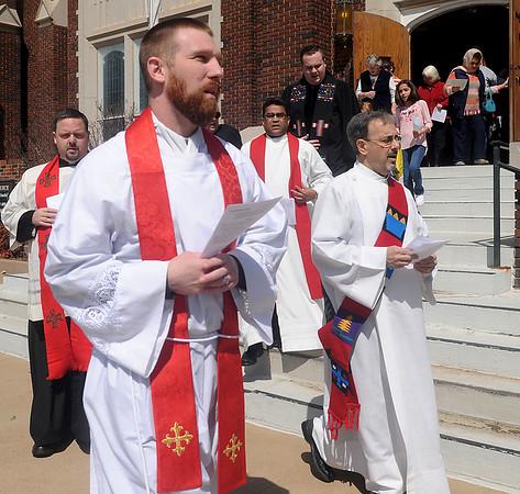 Enid Ecumenical Good Friday Service