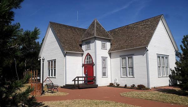 Progress Arts & Entertainment CSRHC 1902 Church