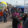 Red Brick Road Food Truck & Art Festival Saturday March 23, 2019. (Billy Hefton / Enid News & Eagle)