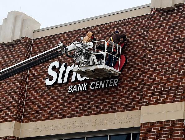 Stride Bank Center