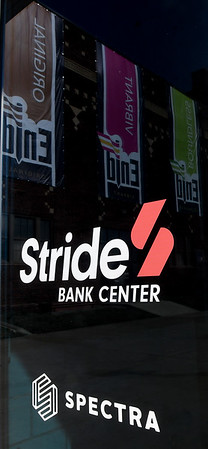 Stride Bank Center Ribbon Cutting