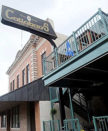 Callahan's Pub & Grille (Staff Photo by BONNIE VCULEK)
