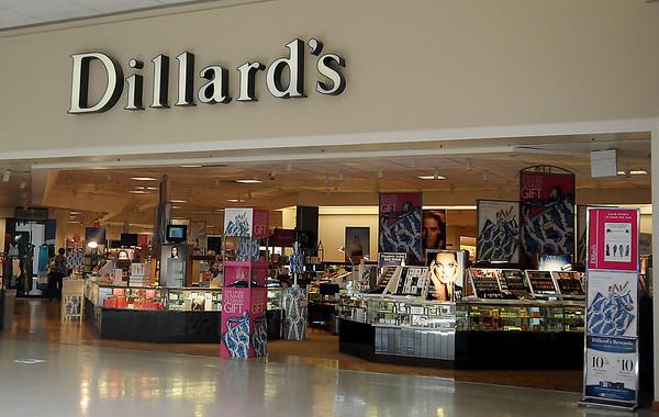 Dillards (Staff Photo by BONNIE VCULEK)