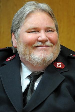 Capt. John Dancer (Staff Photo by BONNIE VCULEK)