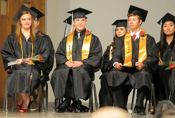 OBA Graduates (Staff Photo by BONNIE VCULEK)
