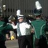 The Emerson Middle School Band marches during the 82nd annual Tri-State Parade Friday, May 2, 2014. (Staff Photo by BONNIE VCULEK)