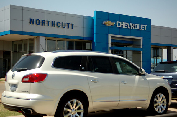 Northcutt Chevrolet Buick Toyota - Best Automotive Dealership (Staff Photo by BONNIE VCULEK)
