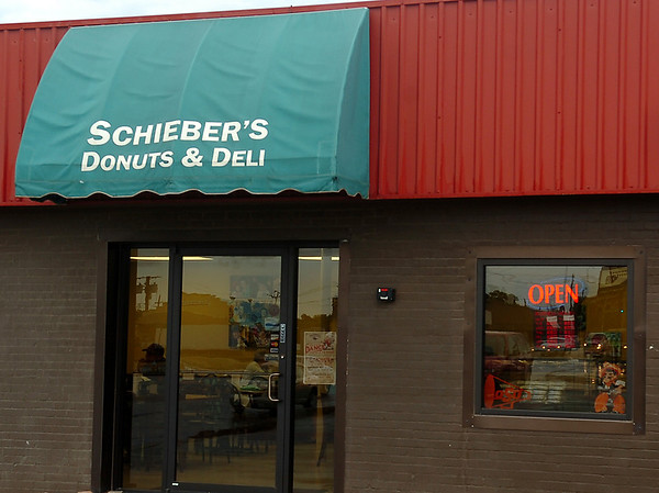 Schieber's Donuts & Deli won the Readers Choice Award for the Best Donuts in Enid. (Staff Photo by BONNIE VCULEK)