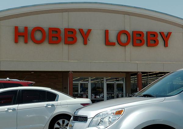 Hobby Lobby - Best Fabric Store (Staff Photo by BONNIE VCULEK)