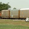 Train/Car Crash Fatal for Enid Man (Staff Photo by BONNIE VCULEK)