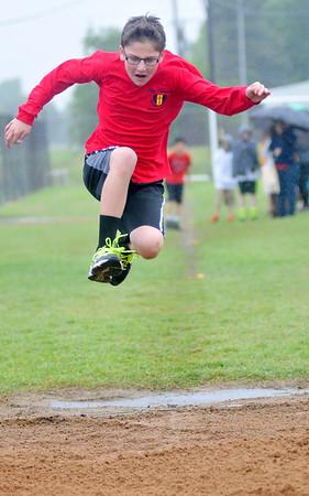 Little Olympics (Staff Photo by BONNIE VCULEK)