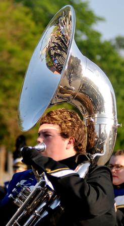 Tri-State Million Dollar Parade Friday, May 1, 2015. (Staff Photo by BONNIE VCULEK)