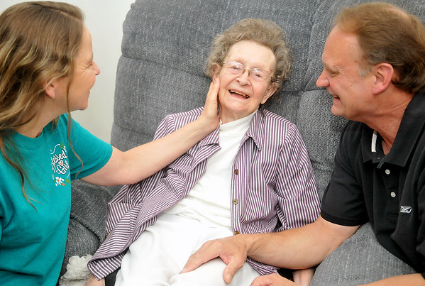 Mother's Day Caregiving