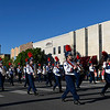 The Waukomis High School band marches in the 85th Tri-State Music Festival Parade Friday May 5, 2017 in downtown Enid. (Billy Hefton / Enid News & Eagle)