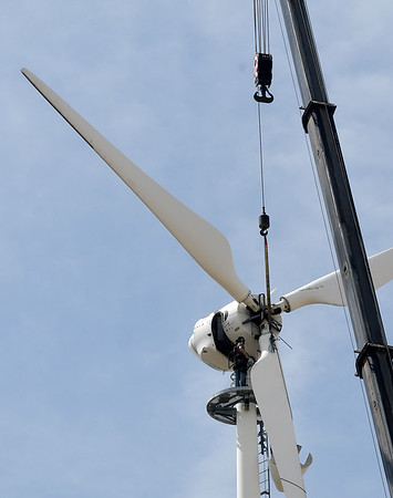 EXPO Turbine Repair