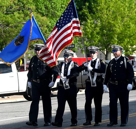 Tri-State Parade Honor Guard